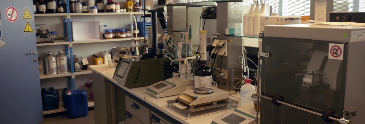 Nos Laboratoires - Our labs