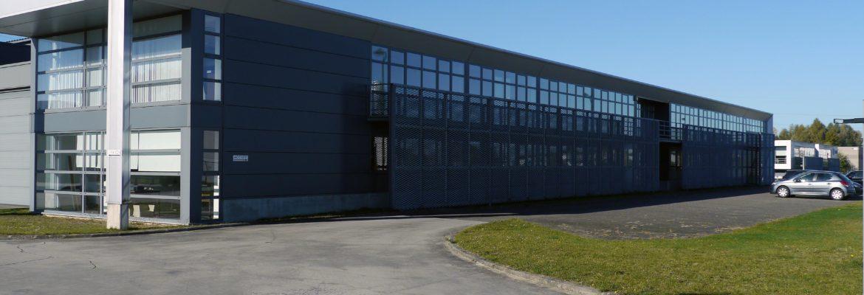 Notre usine - Our factory