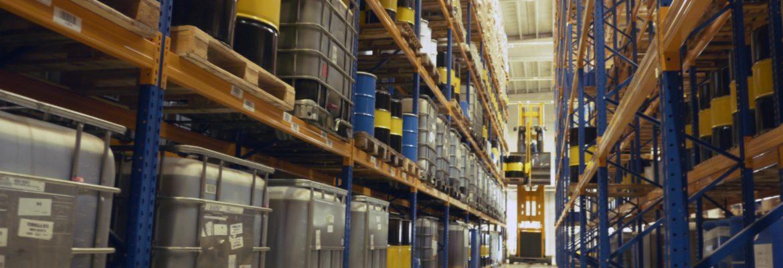 Notre entrepot - Our Storage