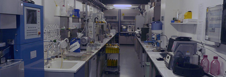 Notre laboratoire d'essai - Our testing lab