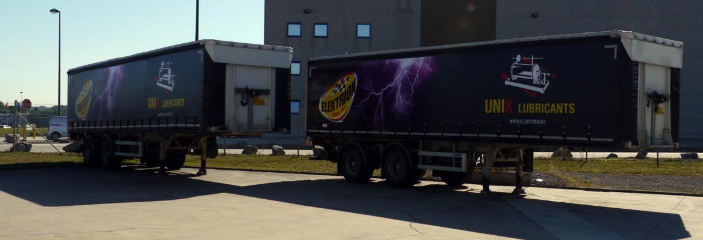 Notre logistique - Our logistics
